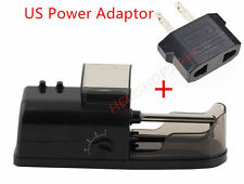 Electric Cigarette Rolling Machine Automatic Injector Eu+Us Power Adaptor Lc