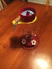 Stokes Select Deluxe Hummingbird Feeder with 4 Feeding Ports