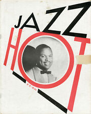 """""""JAZZ HOT N° 21 : Earl HINES (MARS 1948)"""