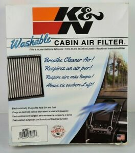 K&N Replacement Cabin Air Filter Fits 2011-2020 Dodge Charger Challenger 300