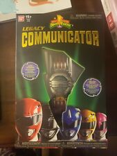 Legacy Communicator Mighty Morphin? Power Rangers Bandai Diecast