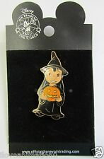 Disney Halloween Lilo from Stitch as a Witch Pin