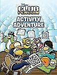 "Disney Club Penguin ""Activity Adventure"" Puzzles*Recipes*Crafts*Word Games*MORE"
