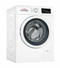 Bosch WAT28371GB 9kg Front Load Freestanding Washing Machine with EcoSilence Drive - White