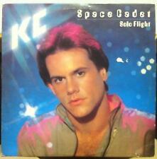 KC space cadet solo flight LP VG+ WLP TK-614 Promo WL 1981 Record Disco Funk