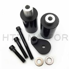 Carbon Frame Sliders Protector For Suzuki GSXR600 2001-2003 GSXR750 2000-2003