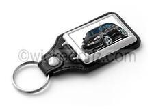 WickedKarz Cartoon Car Vauxhall Corsa MK2 (Corsa C) in Black Key Ring
