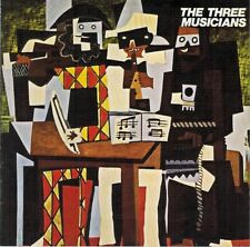 "Daddy Longlegs:  ""The Three Musicians""  (CD Reissue)"