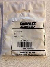DEWALT LEVIGATRICE a nastro, o-ring, cinghie per ventole/aspirazione polvere, dw432 dw433