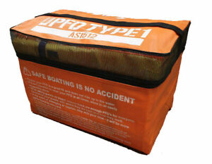 Life Jacket  STORAGE BAG Stores 4 x basic PFD1  PVC