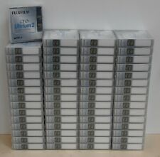 60 x Fujifilm LTO2 Ultrium2 data cartridge 200/400GB. New Factory sealed