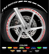 Kit Adesivi Cerchi Moto Ruote SH 125