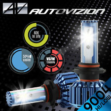 AUTOVIZION LED Headlight Conversion kit 9004 HB1 6000K 1994-2001 Dodge Ram 3500
