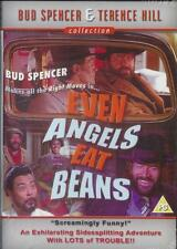EVEN ANGELS EAT BEANS - BUD SPENCER GIULIANO GEMMA COMEDY NEW DVD MOVIE SEALED