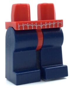 LEGO ULTIMATE SPIDER-MAN LEG PIECE ONLY SUPER HEROES BODY PART