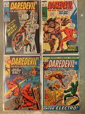 Bronze Age Marvel Daredevil Lot