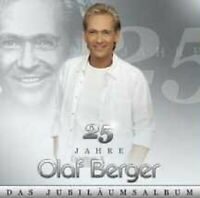 "OLAF BERGER ""25 JAHRE OLAF BERGER"" CD NEU"