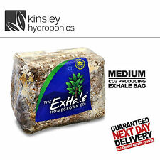 Exhale CO2 Bag Environment Control C02 Hydroponics Smart Grow Bloom