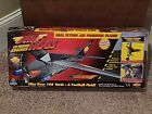 RARE 1999 AIR HOGS V WING AVENGER AIR PRESSURE ENGINE PLANE!- NEW IN OPENED BOX