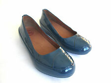 FitFlop Women's Patent Leather Flats