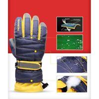 Waterproof Warm Winter Gloves Ski Snowboard Men Women Gloves Mittens NANDN New