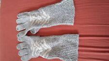 Guanti donna da sconosciuto, nessun taglia, ma si adatta a M/L, misto lana