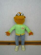 "Vintage 1978 Muppet Show Scooter Fisher Price 16"" Plush Doll Jim Henson"