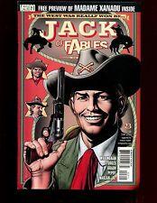 JACK OF FABLES 23(7.5)(VF-)BILL WILLINGHAM-BRIAN BOLLAND-DC-VERTIGO(b052)