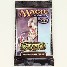 MTG: TORMENT Factory Sealed Booster Pack - Magic the Gathering - Odyssey Block