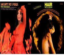 The Firebirds - Light My Fire / Hair [New CD]