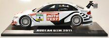 NOREV 188337 Audi A4 DTM 2011 Audi Sport Team Abt Timo Scheider N°4 1:18