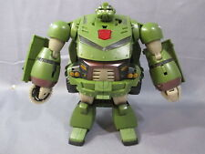 "Transformers Animated ""BULKHEAD"" Leader Class WORKS 2008"