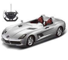 Mercedes Benz SLR Mclaren Silver Radio Control 1/12 Scale Rc Car