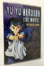 Yu Yu Hakusho: The Movie - Poltergeist Report (Anime DVD) - Official US Version