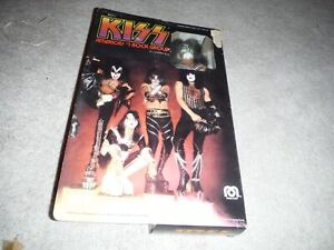 KISS Peter Criss Doll  MEGO 1977  Action Figure with Box