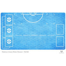 Pokemon Arena Playmat Water Element - Pokemon Play Mat (PL0140)