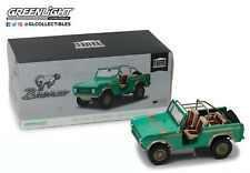 GreenLight 1/18 Artisan Collection - 1976 Ford Bronco Twin Peaks 19034