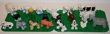Lego duplo animals figures lot