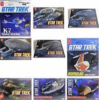 Polar Lights / AMT Star Trek New Plastic Model Kit