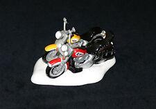 Harley-Davidson Fat Boy & Softail #54900 - Retired Dept 56
