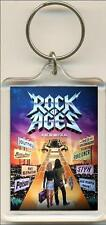 Rock Of Ages. The Musical. Keyring / Bag Tag.