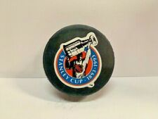 1992-1993 Gil Stein Stanley Cup Official Licensed Puck