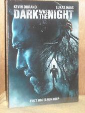 Dark Was the Night (DVD, 2015)  Kevin Durand Lukas Haas Bianca Kajlich