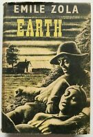 1954 1st EARTH (LE TERRE) by Emile Zola, FREE EXPRESS W/WIDE