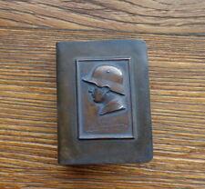 Vintage German Matchbox Holder WWI WW1 WWII WW2