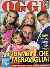 Oggi 2010 33.PAOLO BONOLIS-SONIA BRUGANELLI,MONICA BELLUCCI,MICHELA COPPA