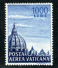 Vatican City, Scott #C23, Dome of St Peter's Basilica, Mint Never Hinged, 1953