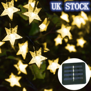 20-60LEDs Solar/Battery Fairy String Twinkle Star Lights Outdoor Garden Party