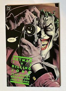 Batman - The Killing Joke DC 1988 1st Print Alan Moore Brian Bolland