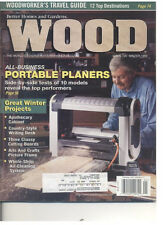 Wood Magazine - Winter 1999 - Drop-Front Writing Desk - Whimsical Cutting Boards
